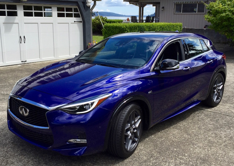 2017 Infiniti Qx30 A Nice Hatchback In Crossover Clothing Mandatory