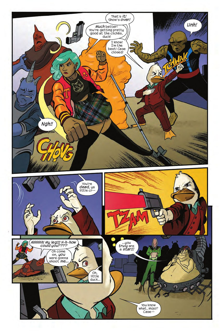Howard the Duck 10 page 3