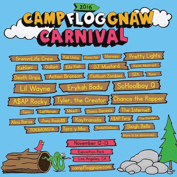 crave - camp flognaw
