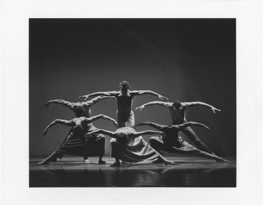 Collection of the Smithsonian National Museum of African American History and Culture, Photography by Jack Mitchell © Alvin Ailey Dance Foundation, Inc. and Smithsonian Institution, All rights reserved. 2013.245