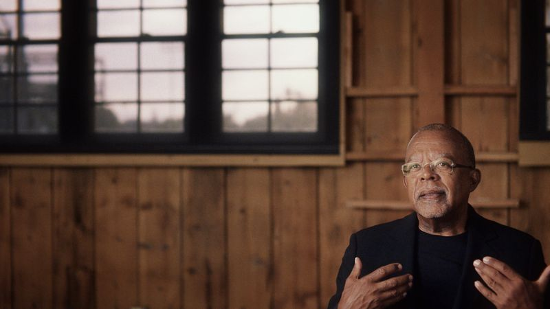 Henry Louis Gates, Jr., courtesy of Netflix