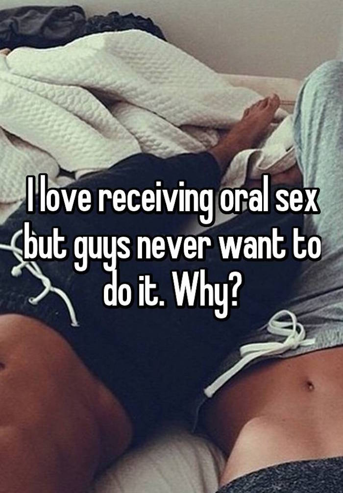 Something Recieving oral sex