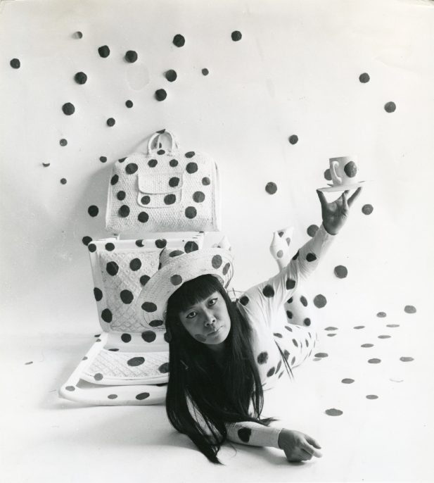 © Courtesy of Ota Fine Arts, Tokyo/ Singapore; Victoria Miro Gallery, London; David Zwirner, New York, © Yayoi Kusama.