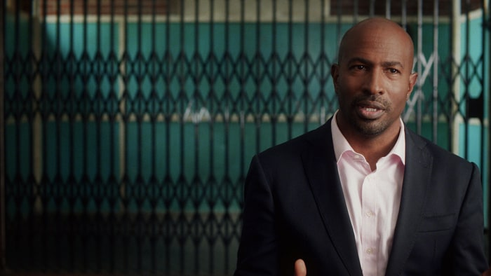 Van Jones, courtesy of Netflix