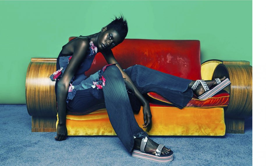 Photograph by Marianne Fassler