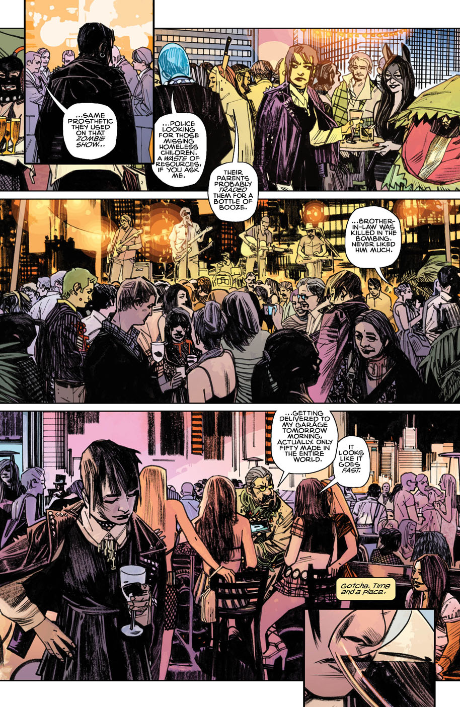 Mother Panic 2 page 6