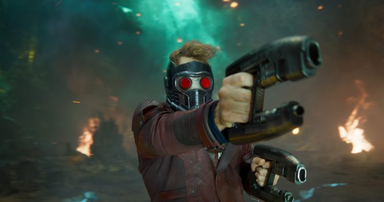 New Comedy Movies - Guardians of the Galaxy Vol. 2
