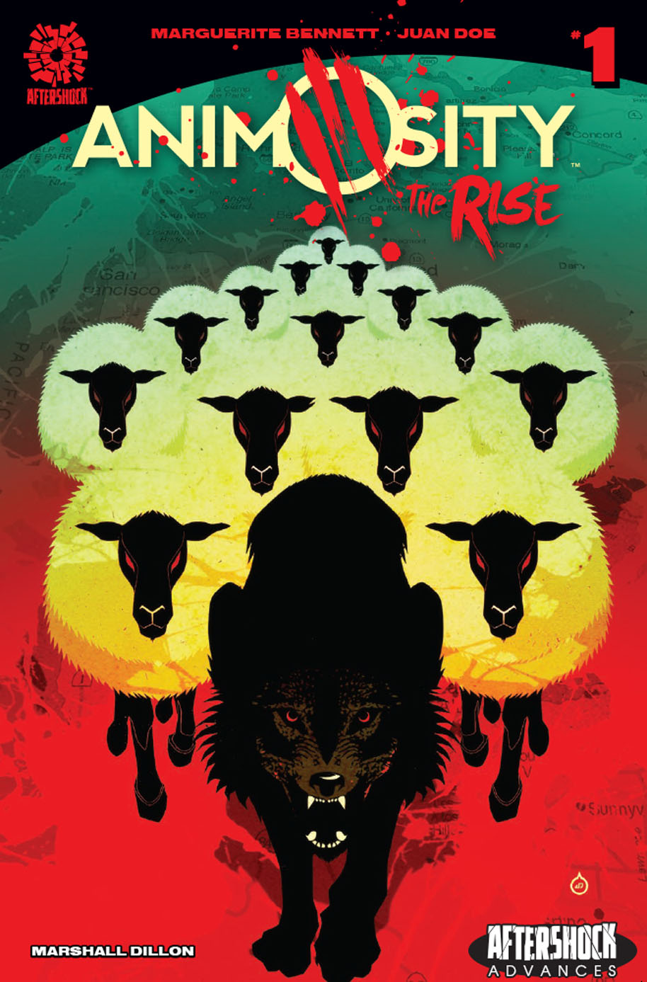 Animosity The Rise Cover