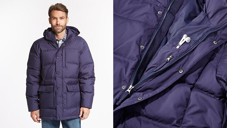 cb5882f3c Start With This | The Trail Model Down Hooded Parka by L.L. Bean ...