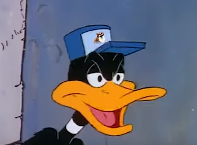 Watch Daffy Duck Rap Gangstas Paradise In This Perfect Mashup