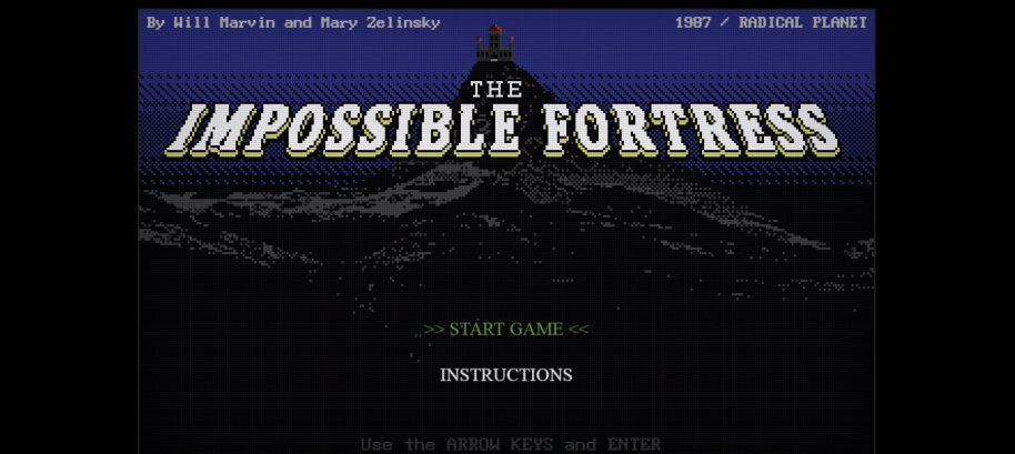 The Impossible Fortress Game