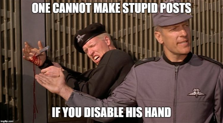 Great memes - Starship Troopers