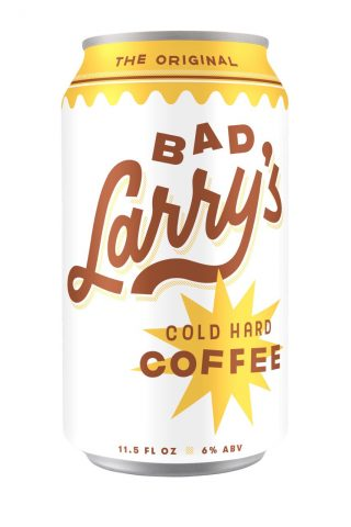 Bad Larrys Cold Hard Coffee
