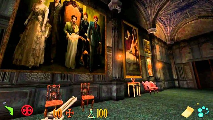 Scariest Video Games Clive Barker's Undying