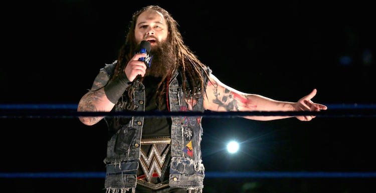 Image result for bray wyatt microphone wwe champion