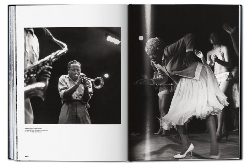 Spread from Jazz Life