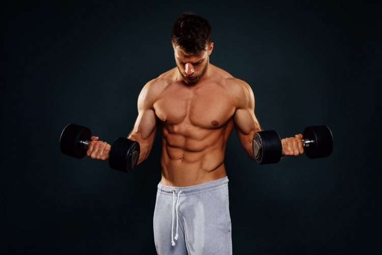How to get ripped fast and easy