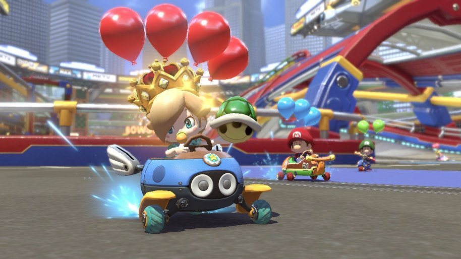 Mario Kart 8 Every Character Ranked From Best To Worst