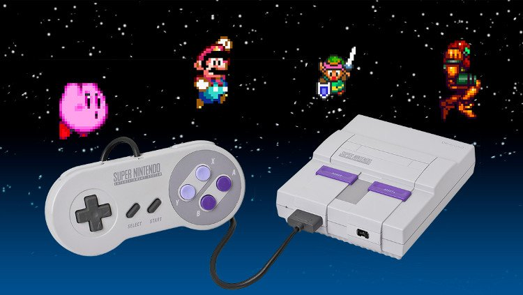 The Nintendo Snes Classic And The Argument Against Roms Mandatory