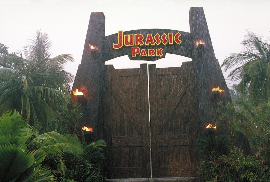 worst fictional places to live jurassic park