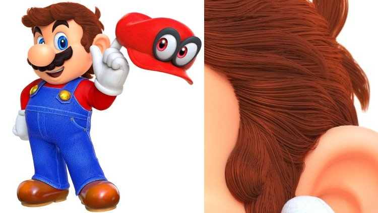 From supermario naked Girls