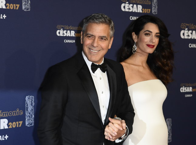 George And Amal Clooney Donated $1M To The Southern Poverty