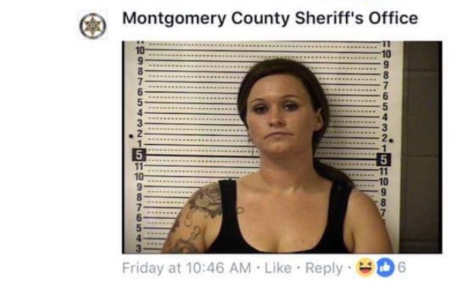Screengrab: Facebook/Montgomery County Sheriff's Office