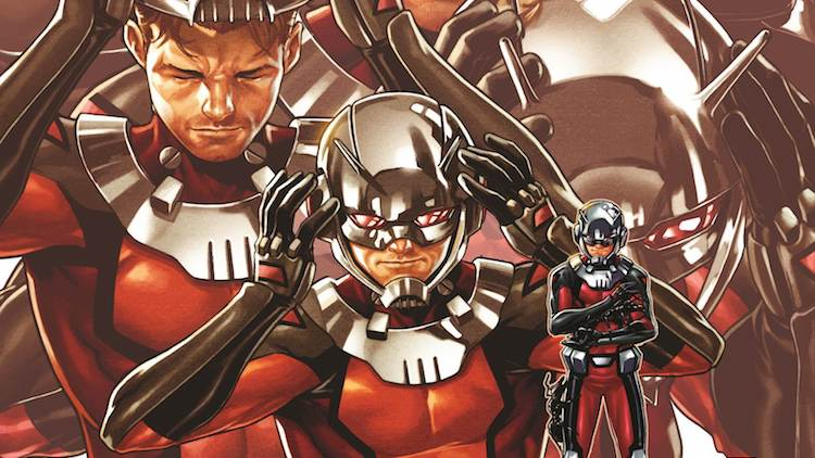 facts about Ant-Man