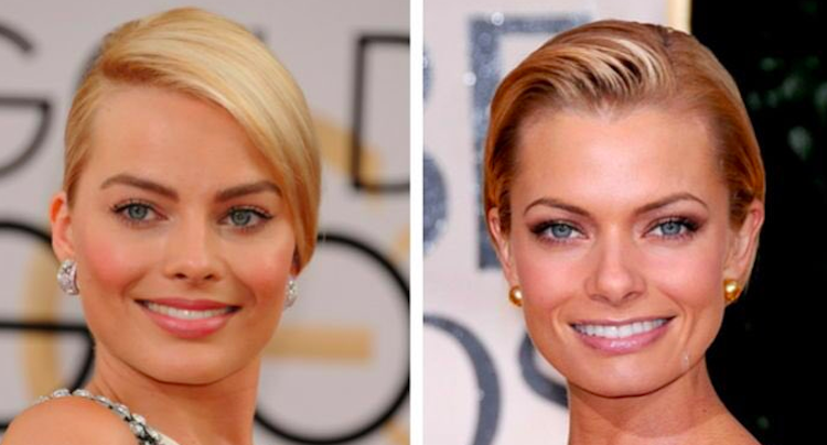 Margot Robbie and Jamie Pressly