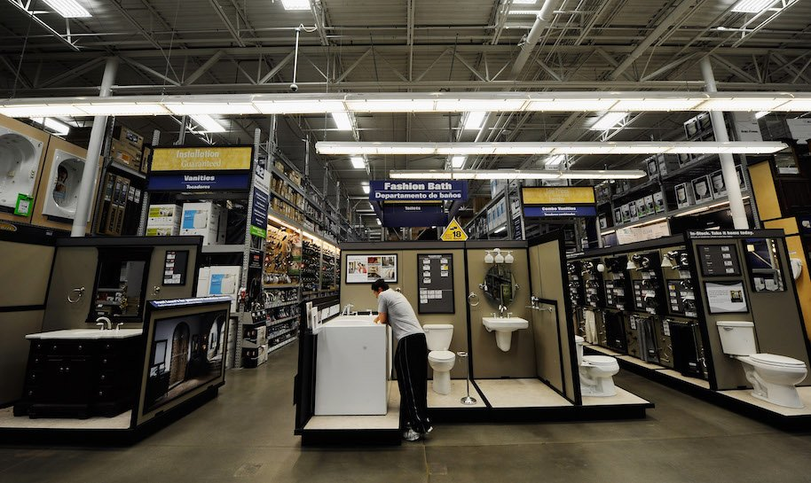 father finds lost son, lowe's, reddit