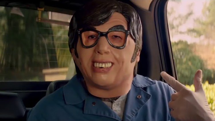 more mike myers