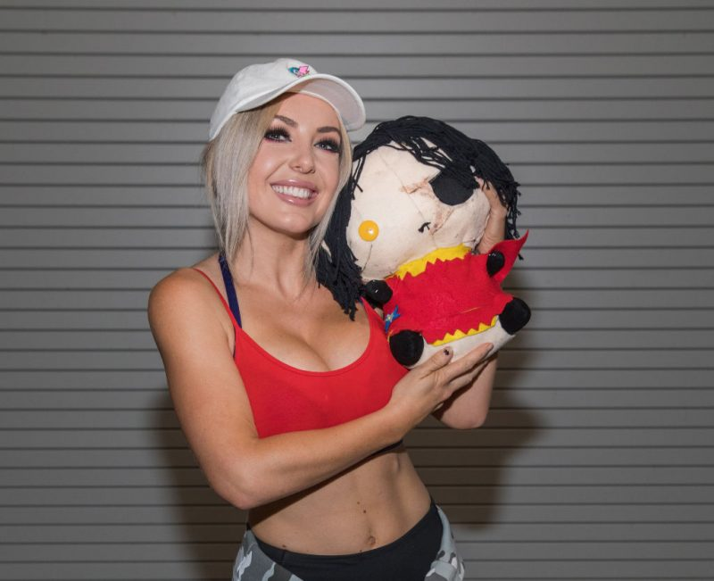 jessica nigri patreon videos