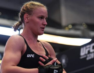 5 Things You Should Know About Valentina Shevchenko