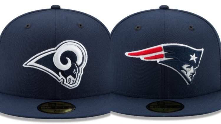 New Era Super Bowl 53 Cap Collection