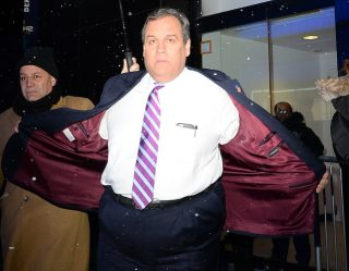 Chris Christie's New Book Title 'Let Me Finish' Leaves a Bad Taste in Your Mouth