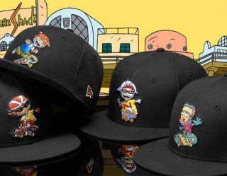 New Era Ambassadors Curren Caples And Louie Lopez Join Forces For Rocket Power Cap Collection