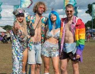 Next-Level Threads: The Weirdest Festival Fashion Fails