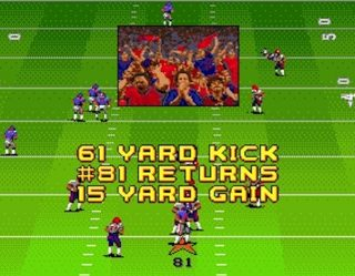 Nintendo Nostalgic: John Madden '92 Is Football's Hall of Fame Game