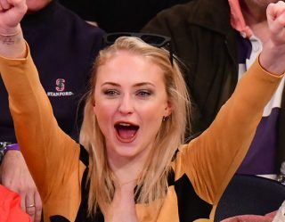 Sophie Turner Is Our Wine-Chugging 'Game of Thrones' Idol