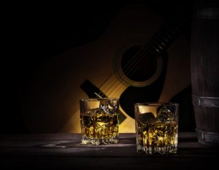 Whiskey Business: Spirits Age Gracefully When the Music Is Blasting