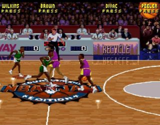 Nintendo Nostalgic: 'NBA Jam' Remains Basketball's Most Outrageous Video Game