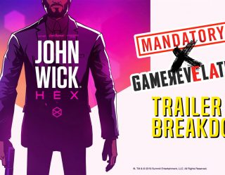 John Wick Hex Announcement Trailer Breakdown | GameRevelations
