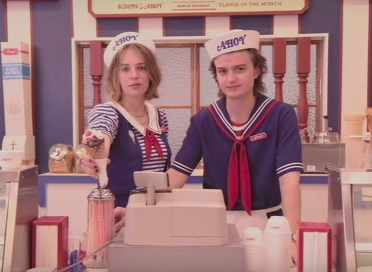 Stranger Things Scoops Ahoy