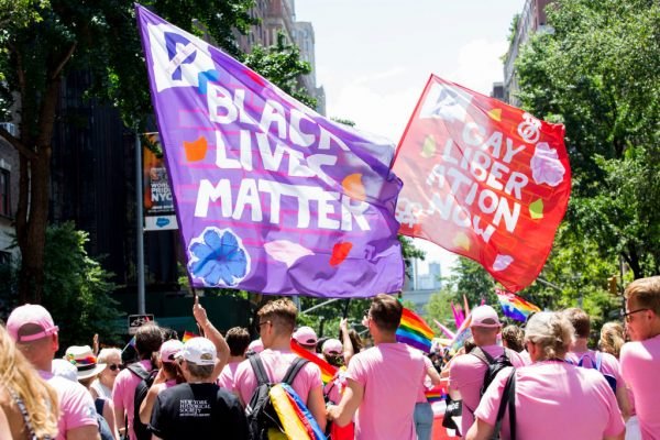 Pride Black Lives Matter