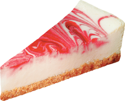 10. Strawberry Swirl Cheesecake – Carl's Jr.