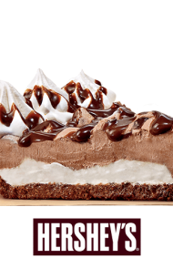 8. Hershey Sundae Pie – Burger King