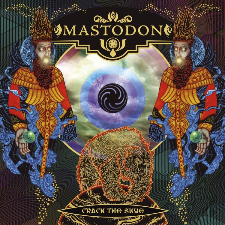 Mastadon - 'Crack the Skye'