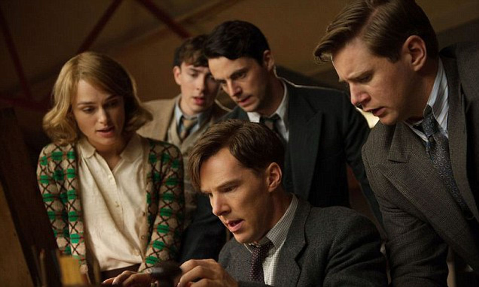 'The Imitation Game' (2014)