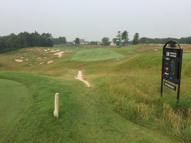 A Round at Whistling Straits