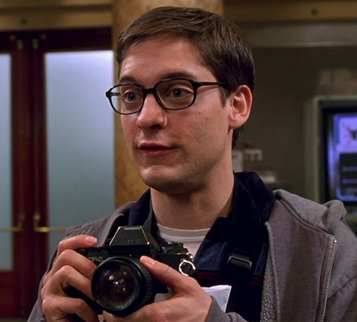 Peter Parker Was A Huge Nerd